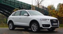 Essai Audi Q3 : concentré de SUV huppé