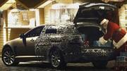 Une Jaguar XF Sportbrake pour le Père Noël