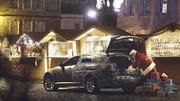 Jaguar XF Sportbrake : Le Père Noël en Jaguar