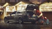 Jaguar XF Sportbrake : nouvelle monture du Père Noël !