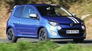 Essai Renault Twingo 1.2 TCe 100 ch Gordini (2012) : Nouveau look pour nouvelle vie