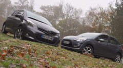 Essai Citroën C3 1.6 e-HDi 90 ch vs Toyota Yaris 1.4 D-4D 90 ch : Made in France