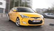 La Hyundai Veloster reçoit une boîte DCT six vitesses!