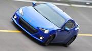 Premier essai Subaru BRZ : Les joies de la propulsion