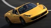 Essai Ferrari 458 Spider : Toit de maître