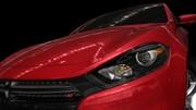 La Dodge Dart se préfigure en images
