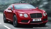 Bentley Continental : le dinosaure se modernise