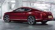 Les détails de la nouvelle Bentley Continental GT