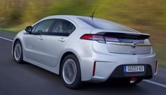 Les déboires de la Chevrolet Volt retombent sur l'Opel Ampera