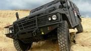 Le Hummer français bientôt décliné en version civile