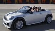 Mini Roadster : première sortie officielle au Salon de Detroit 2012