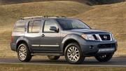 Nissan : un concept Pathfinder et un prototype électrique au Salon de Detroit 2012