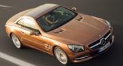 Nouvelle Mercedes SL : pas d'hybride ni de diesel à l'horizon