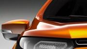 Un concept Ford à l'Auto Expo New Delhi 2012