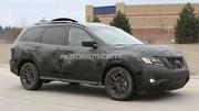 Nissan Pathfinder 4 : nouvelles photos