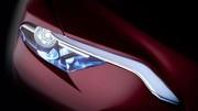 Toyota NS4 Plug-In Hybrid Concept : premier teaser