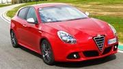 Alfa Romeo Giulietta : une variante break en 2013