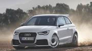 Audi A1 Quattro 256 ch : transmission intégrale et 333 exemplaires