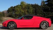 Tesla Roadster Final Edition : une série limitée pour fêter la fin de la production