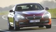 Essai BMW 640d Coupé