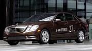 L'E400, la Mercedes classe E hybride pour les américains