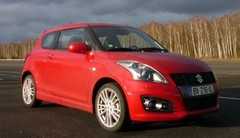 Essai Suzuki Swift 2 Sport : À peine plus rapide