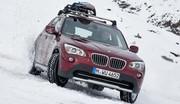 Essai BMW X1 xDrive28 : Ventousée !