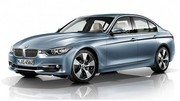 Salon Detroit 2012 : BMW ActiveHybrid 3