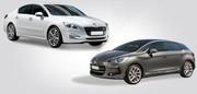Peugeot 508 et Citroën DS5 : le nouveau haut de gamme de PSA