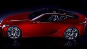 Première image officielle de la Lexus LF-LC