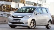 Essai Subaru Trezia : Esprit de famille