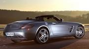 Essai Mercedes SLS AMG Roadster en vidéo !