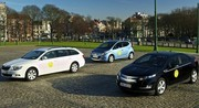 Voiture familiale de l'année 2012 : Skoda, Chevrolet et Hyundai à la fête !