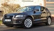 Essai Audi Q5 Hybrid : Compact hybride