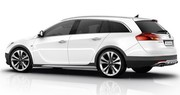 Nouvelle Opel Insignia Sports Tourer Crossfour