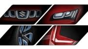 Le remplaçant du Suzuki Jimny au Salon de New Dehli