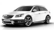 Insignia Cross Four : le break baroudeur d'Opel