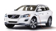 Volvo XC60 Plug-In-Hybrid Concept : Prise en plus