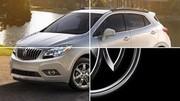 Buick Encore : troisième teaser du futur crossover