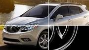 Le Buick Encore/Opel Mokka se dévoile