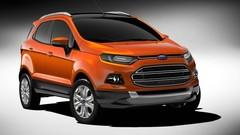 Ford EcoSport : petit SUV global