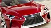 Nouvelles photos de la Lexus LF-LC