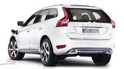 Volvo XC60 Plug-in Hybrid Concept : L'essence plutôt que le diesel !