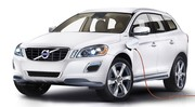 Volvo XC60 Plug-in Hybrid Concept : la première Volvo T8 !