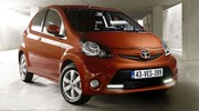 Toyota Aygo restylage 2012 : Lifting coordonné