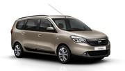 Dacia Logdy : le monospace de Dacia
