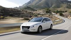 La Peugeot 508 élue meilleure voiture de l'année 2011 en Espagne