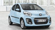 La Citroën C1 s'offre un restylage pour 2012