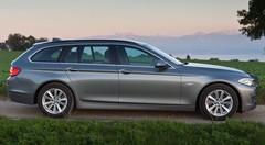Essai BMW Série 5 Touring : Cargo Business Class