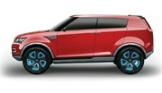 Maruti Suzuki Concept XA Alpha Concept
